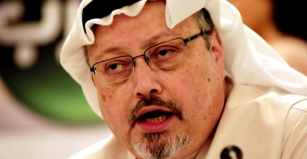 Geopolitical storm and an unclear future - the Khashoggi case